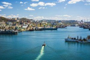 Haven Vladivostok - Rusland - Mevo Reizen