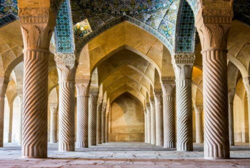Bouwsteen Iran Zijderoute