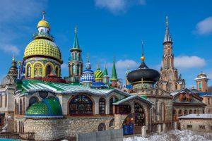 Kazan kerk - Rusland - Mevo Reizen