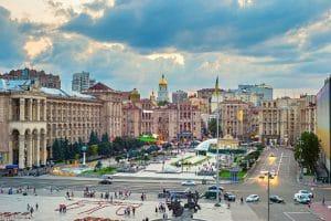 Kiev Plein - Mevo Reizen
