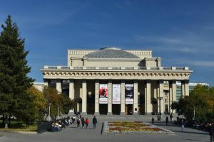 Opera Novosibirsk - Rusland - Mevo Reizen