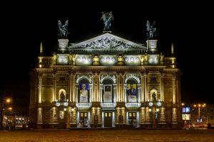 Operahuis Lviv