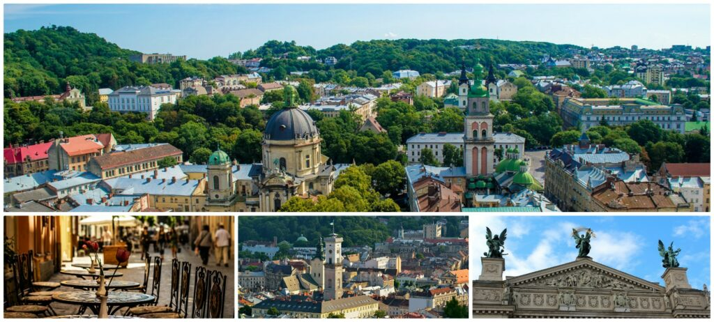 Stedenreis Lviv