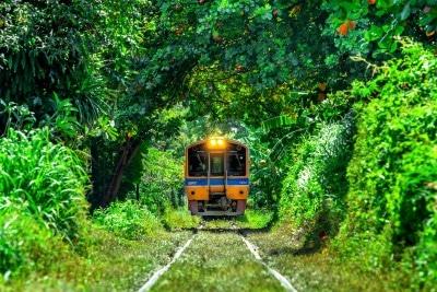 Trein Tunnel of Love