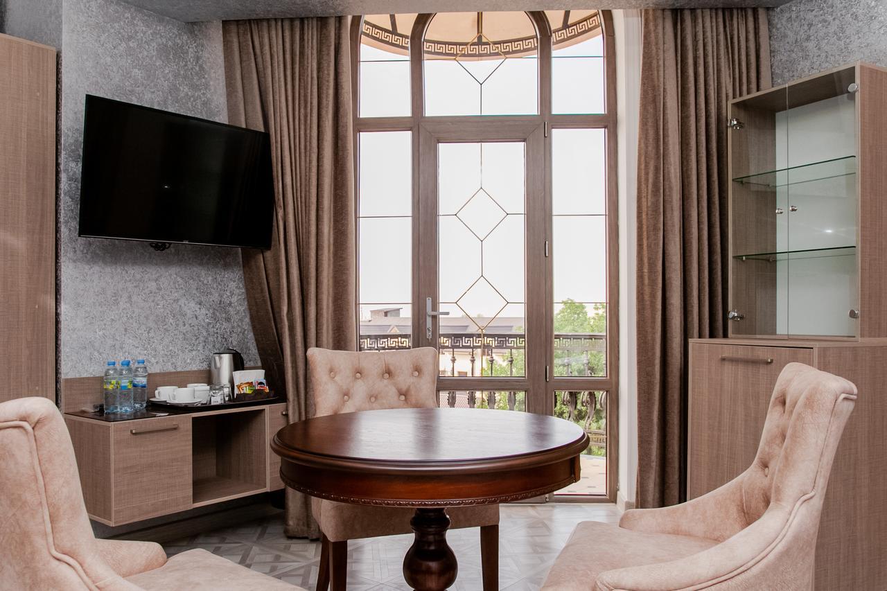 Leader Hotel Oezbekistan