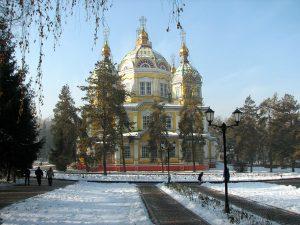 Almaty Kazachstan - Mevo Reizen