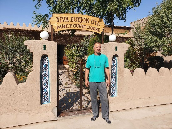 Guesthouse Boyjon Ota