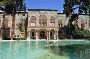 Golestan Paleis Teheran - Iran - Mevo Reizen