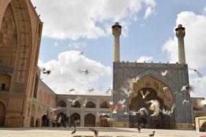 Isfahan Altiq Moskee - Iran - Mevo Reizen