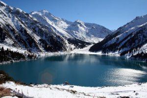 Lake Almaty - Zijderoute - Mevo Reizen