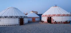 Lodge Tamga  Yurt kamp