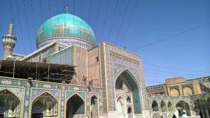 Mashhad Imam Reza Moskee - Iran - Mevo Reizen