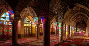 Shiraz - Iran - Mevo Reizen