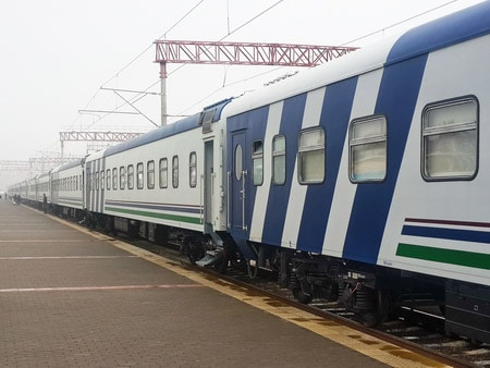Treinreis Khiva naar Buchara