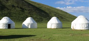 Son-Kul Yurt kamp