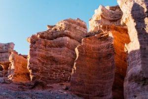 Charyn Canyon Kazachstan - Mevo Reizen