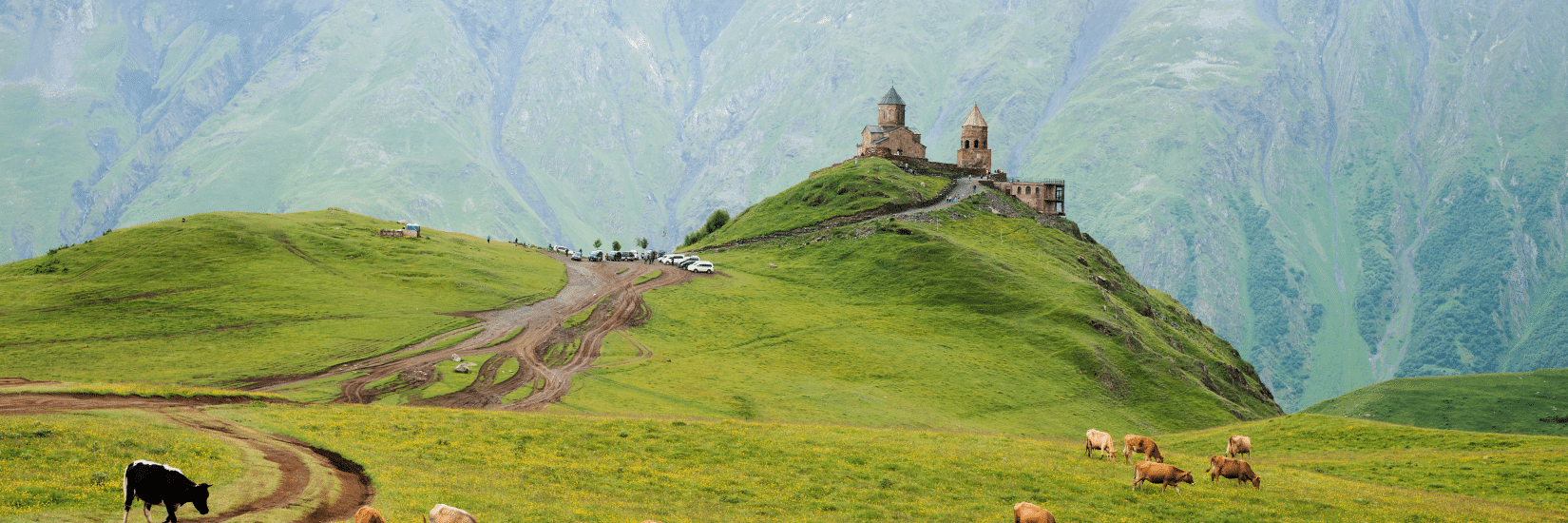 Kaukasus - Rondreis Kaukaus - Georgië - Mevo Reizen