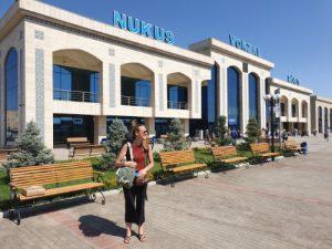 Station Nukus
