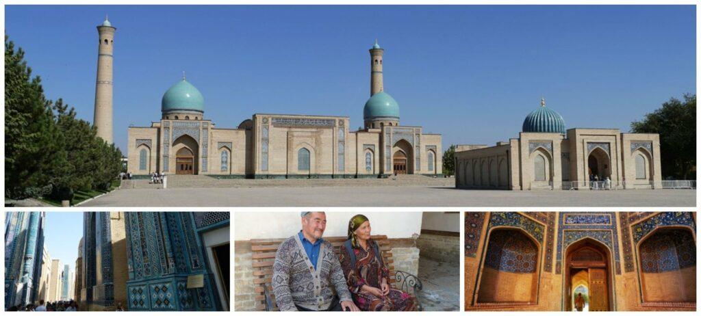 Treinreizen Oezbekistan